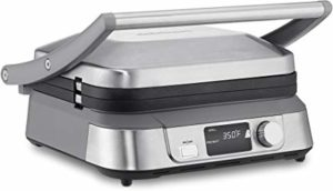 Cuisinart panini press sandwich maker