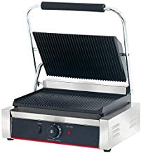 Hakka commercial panini press grill 2021