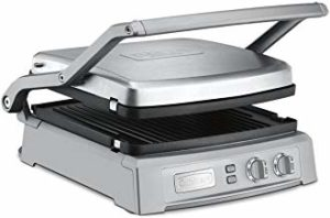 Cuisinart Griddler, grill and panini press sandwich maker