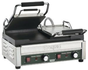 waring commercial panini sandwich press