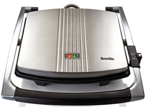 breville panini press and panini maker grill