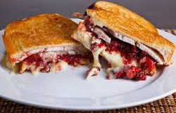 Strawberry, Brie, and Turkey Panini Recipe