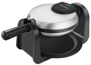 Black and decker flip waffle maker 2021