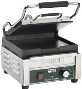 Waring commercial panini press reviews 2021