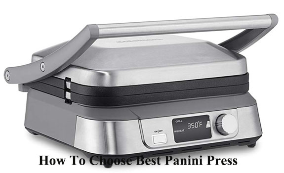 how to choose best panini press guide