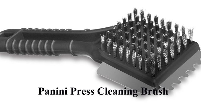 panini press cleaning brush reviewed