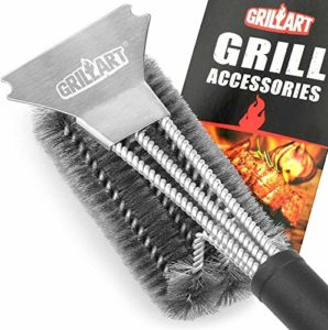 Grillart Panini press brush reviews