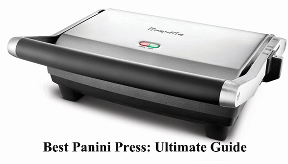 buy best panini press with removable plates