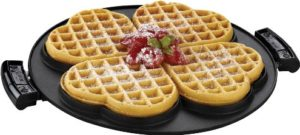 George foreman nonstick Waffle maker plates