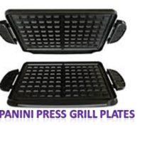 panini press grill plates
