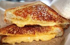 Grilled Cheese Sandwich maker recipes