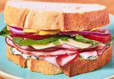Ham Sandwich maker recipes 2020