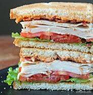 how to make turkey club sandwich