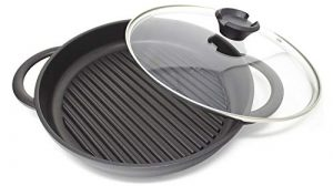 Jean Patrique The Whatever Pan - Cast Aluminium Griddle Pan