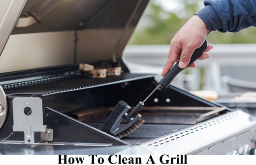 How To Clean A Grill: Gas Grill, Charcoal & Flat Top Grill